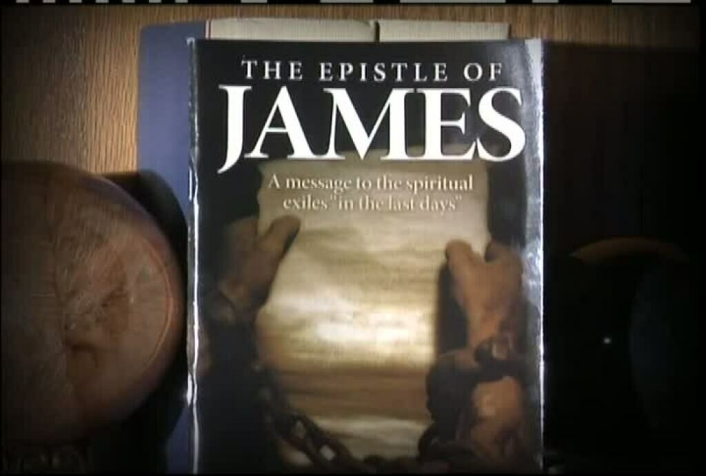 The epistle of James : a message to the spiritual exiles in the last days