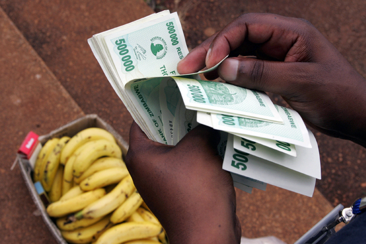Is Zimbabwe Style Inflation Coming To America