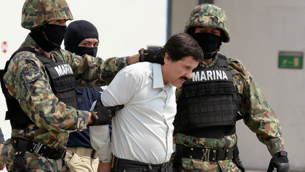Mexico Takes Down Most Wanted Drug Lord