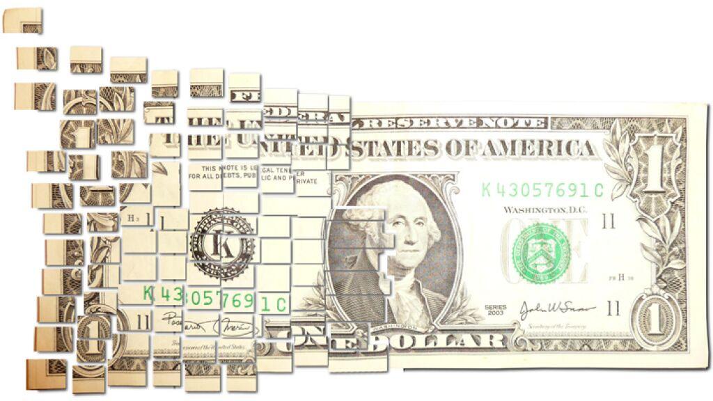 U S Dollar Constantly Loses Value