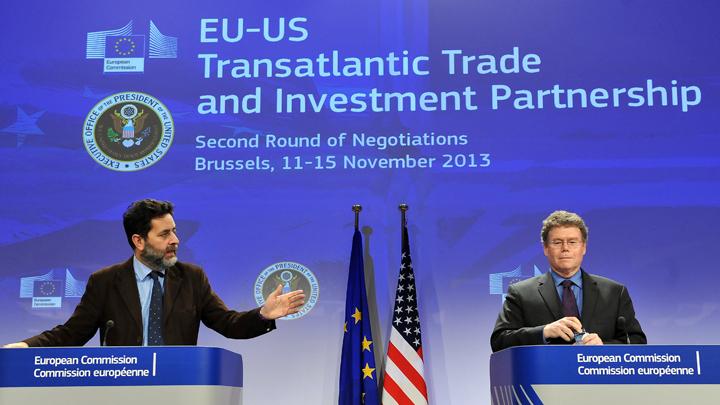 Transatlantic Trade Agreement Threatens Us Sovereignty
