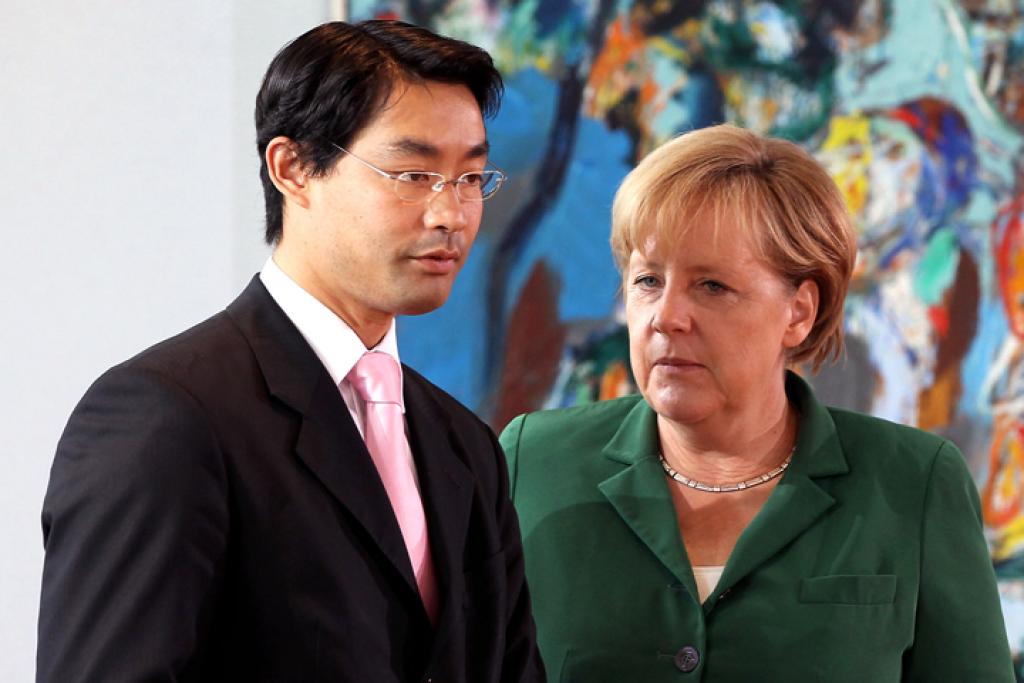 German Media Who Has Courage In German Politics Thetrumpet