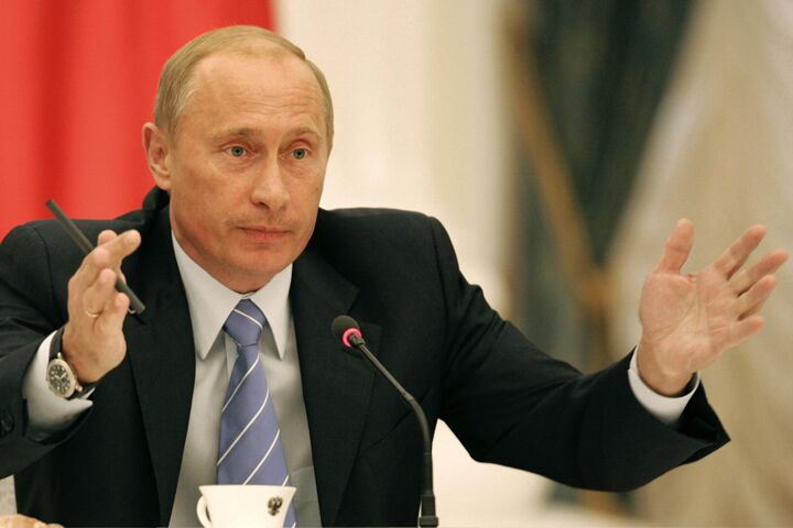 Russian Election More Evidence Of Putin S Absolute Power Thetrumpet Com