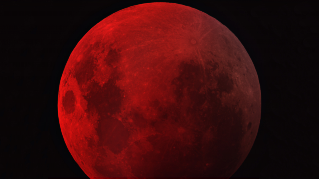 Blood Moons Do They Fulfill Bible Prophecy Thetrumpet