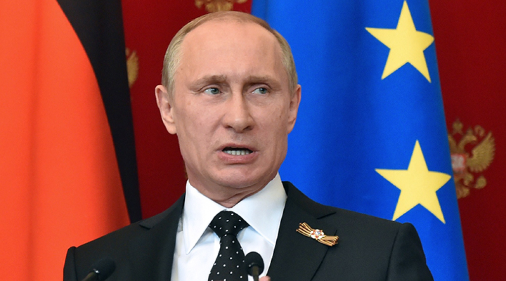 Putin Justifies Soviet Union's Pact With Nazi Germany