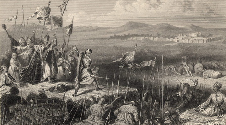 the first crusades The first crusade - the first crusade what was the cause for western europe to implement the crusades to answer this, we must go back the 11th century when the seljuk turks made their presence known in the east by conquering armenia, syria, and palestine.