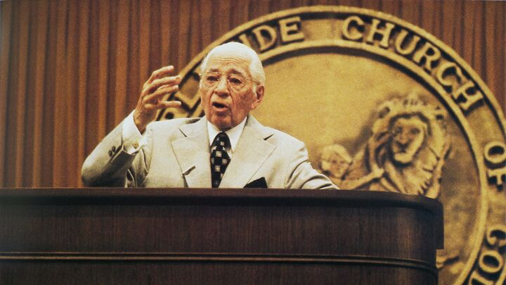 Image result for Herbert W Armstrong