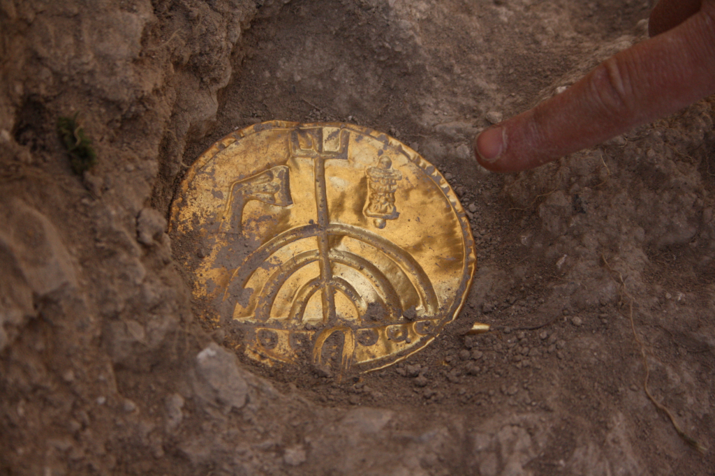 Archaeology Exclusive Ancient Gold Treasure Discovered In