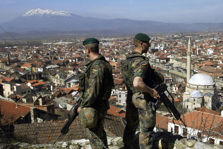the origins of the war in kosovo and the involvement of nato 2010 july - the hague war crimes tribunal orders new trial for former pm ramush haradinaj and two other ex-members of the kosovo liberation army (kla) on charges of war crimes, saying that an earlier trial was marred by witness intimidation.