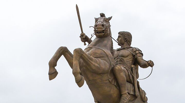 Alexander the Great Was Mentioned in the Bible--and He Knew