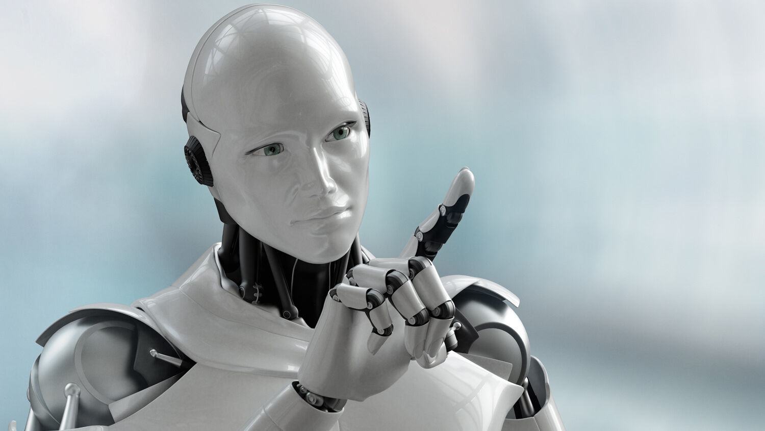 Immortality Robots – The Future of Humanity.
