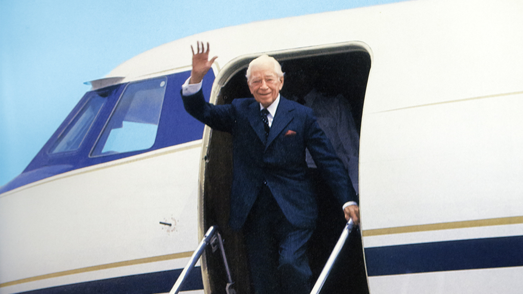 Why Herbert W. Armstrong Met With Hundreds of World Leaders