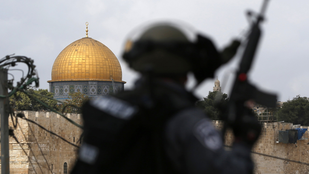 Rare Temple Mount Attack Causes Israeli Officials to Reevaluate Security Arrangements