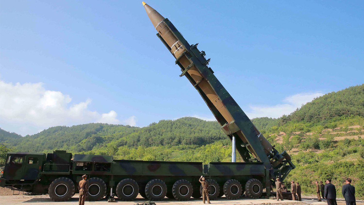 america is asleep to the danger of north korean nukes thetrumpet com