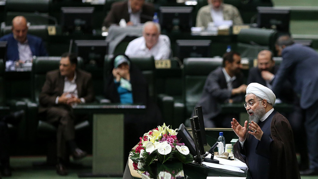 Iran Threatens to Scrap Nuclear Deal
