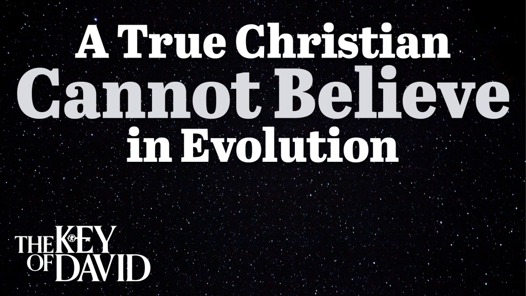 can christians beleive in evolution and Yes, a christian can accept evolution, just ask lucaspa well, there is puncuated equilibrium, and then there is the fact that fossilization is a rare event however, even with a rare event, many things show major connections.