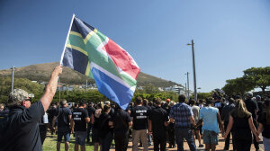 South Africans Protest Farm Murder Epidemic