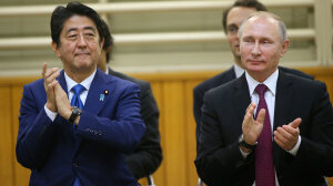 Will Russia Push Japan to End Its Defense Treaty With the U.S.?