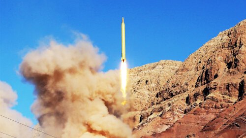 Iran Threatens Europe With Missiles