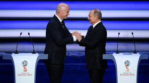 Vladimir Putin to Use 2018 World Cup to Score His Own Goals