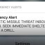 Missile Scare Causes Panic in Hawaii