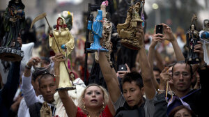 The Rise of Mexico's Death Saint