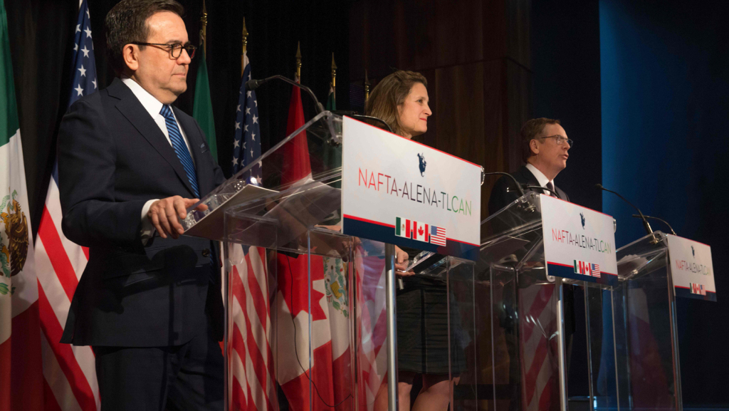 Nafta On The Brink Of Cancellation Thetrumpet