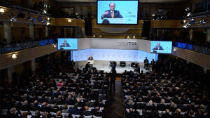 Munich Security Conference Shows the Need for a 'Strong Hand From Someplace'