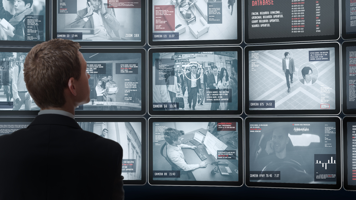 Image result for Surveillance State: A Preview of Your Future?