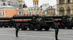 Russia Selling China Advanced Weaponry