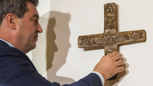 The Return of the Cross in Bavaria