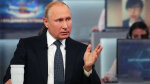 Vladimir Putin: World War III Would Mark the 'End of Civilization'