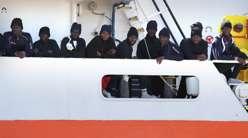 Italy Refuses Asylum to More Than 600 Refugees
