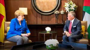 Merkel: We Need Urgent Solutions to Iran's Aggressive Tendencies