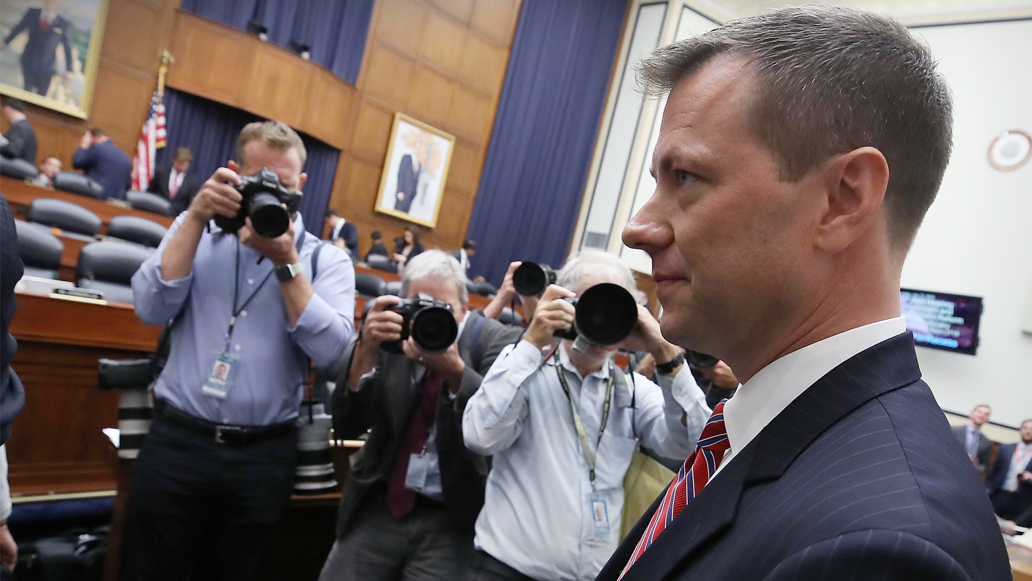 Ex-GOP lawmaker: Strzok hearing 'was a humiliating day' for Republicans