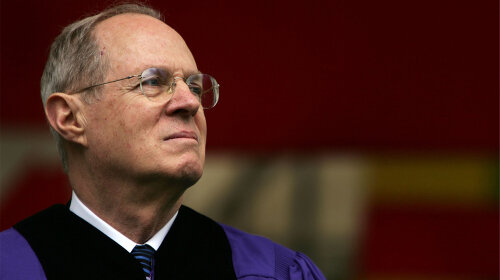 Justice Kennedy's Role in Bringing Down America
