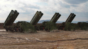 China Receives First 'Game-Changer' S-400 Air Defense System From Russia