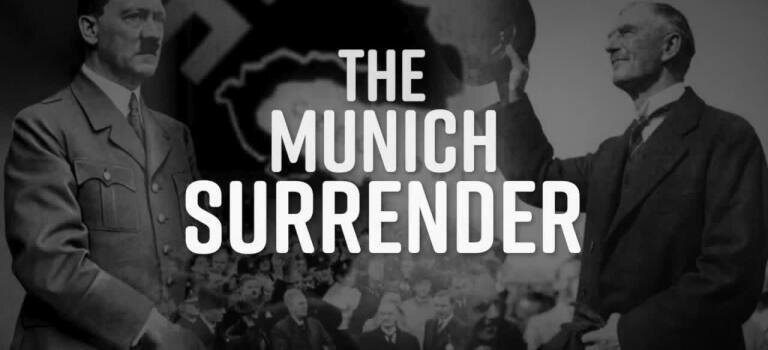 The Munich Surrender