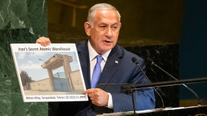 Netanyahu Reveals Another Secret Iranian Nuclear Site