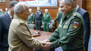 Is Russia Reopening a Soviet Military Base in Cuba?
