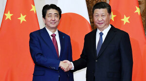 China and Japan: Working Together on 'New Silk Road'