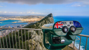 Spain Uses Gibraltar to Bargain Over Brexit