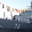 Iran Launches Domestic-Made 'Stealth' Destroyer