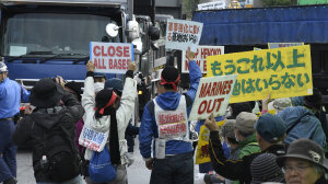 Tensions in Okinawa Reveal Problems in the U.S.-Japan Alliance