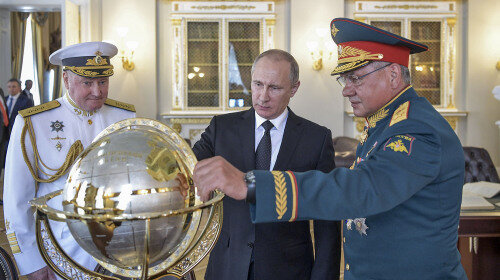 The Kremlin's Strategy for World Domination