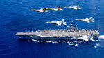 Chinese Admiral: 'Attack and Sink' American Carriers