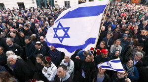 Berlin Hosts Germany's Worst Anti-Semitism