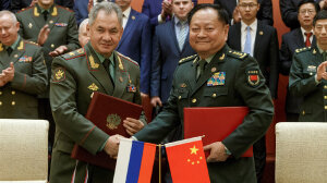 Russia and China: Have They Already Formed a Military Alliance?