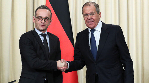 German-Russian Friendship Blossoms