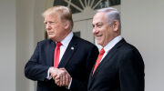Trump Declares Golan Heights Belongs to Israel